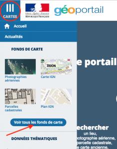 Cartes De France Detaillees Ign 1 25 000 Gratuites Sur Internet